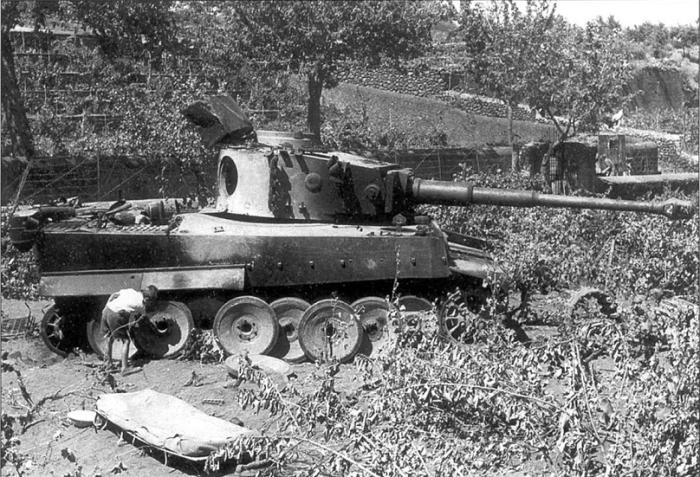 В итоге тяжелые танки оказались почти бесполезны. /Фото: yandex.by.