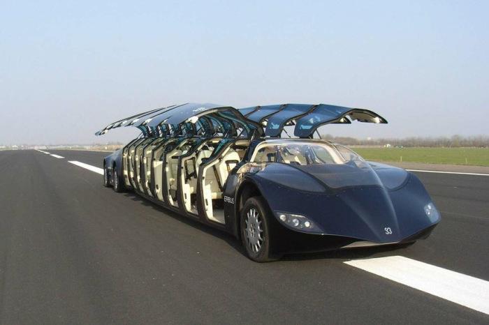 Superbus - это автобус будущего.