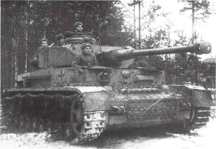 В ходе войны танки даже использовали. /Фото: itexts.net.