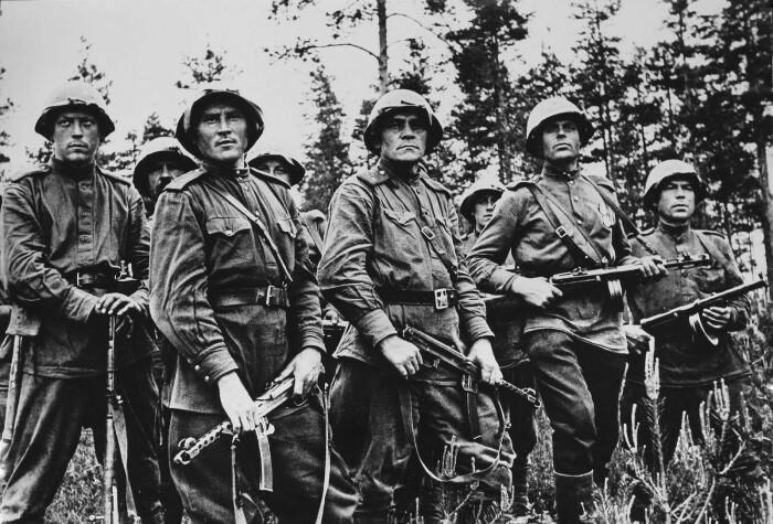 Советские штрафники появились в 1942 году. /Фото: m.fishki.net.