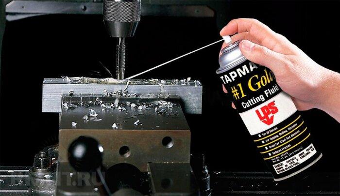 Главное во время такой работы не спешить и добавлять смазку. /Фото: rmnt.mirtesen.ru.