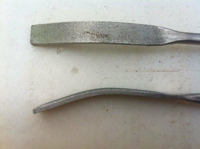 Большинство инструментов на самом деле очень мягкие, относительно сверл. /Фото: guns.allzip.org.