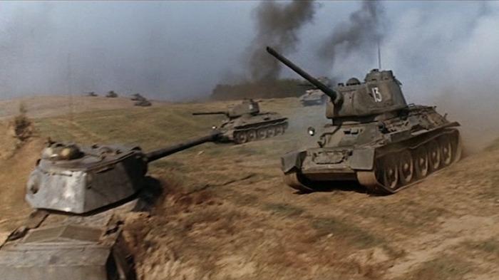 Так танки не ездят. /Фото: culture.ru.