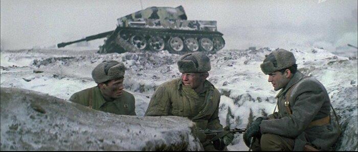 Остановить танк непросто. /Фото: forum.mybb.ru.