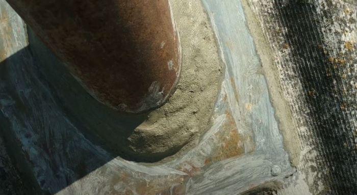 Незабываем сделать скат. /Фото: youtube.com.