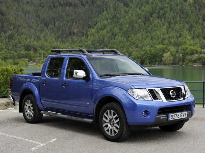 Превосходный Nissan Navara можно брать смело.