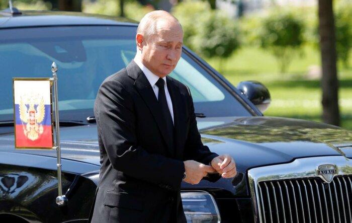 Свой президентский лимузин теперь и в России. /Фото: news.myseldon.com.