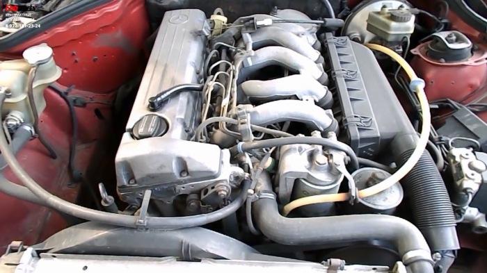 Добротный силовой агрегат. /Фото: motorist.expert.