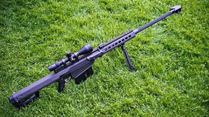 Серьезное оружие. /Фото: w-dog.ru.