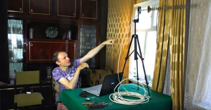 Направляем на цель. /Фото: youtube.com.