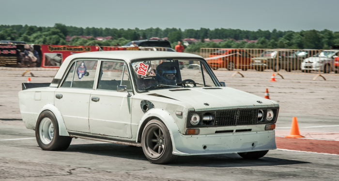 Хороший автомобиль. /Фото: drive2.ru.