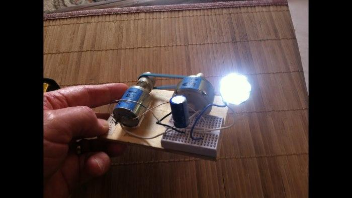 Хватит даже для зарядки смартфона. /Фото: vmixe.com.