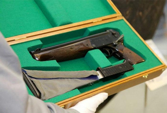 В итоге приняли все равно другой пистолет. / Фото: special-ops.org.