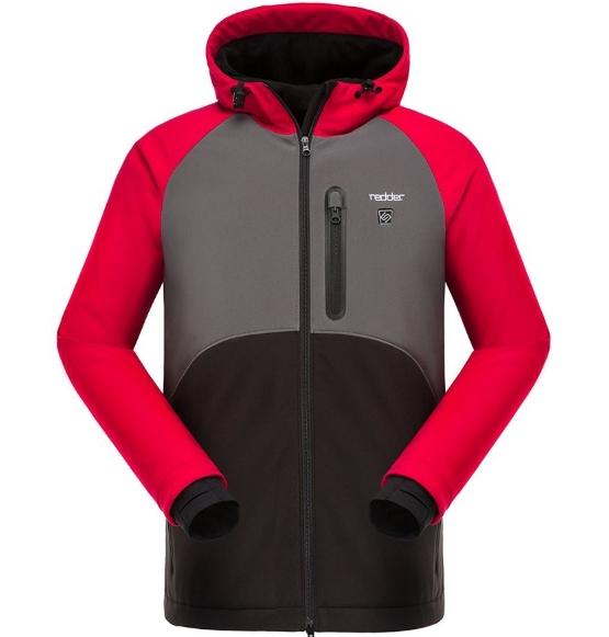 Куртка с подогревом: тепло, которое всегда с тобой.