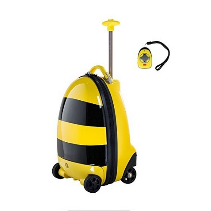 Rastar kids = чемодан с пультом дистанционного управления.