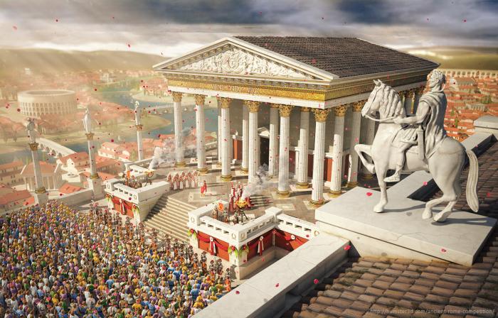 А виной всему римская идея. /Фото: news.21.by.