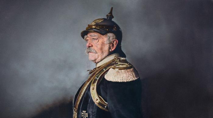 Империя просуществовала до 1918 года. /Фото: drive2.ru.