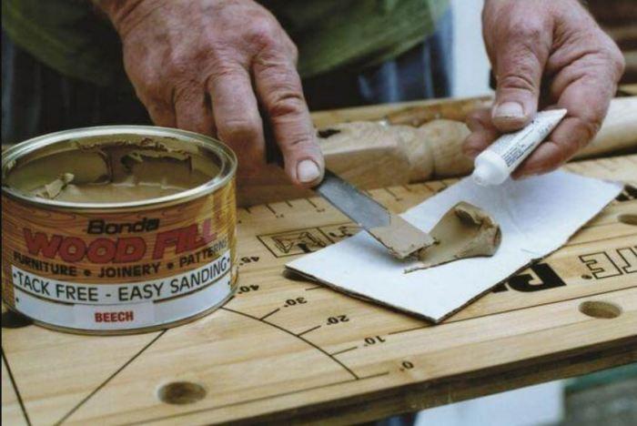Один из самых простых способов. /Фото: woodschool.ru.