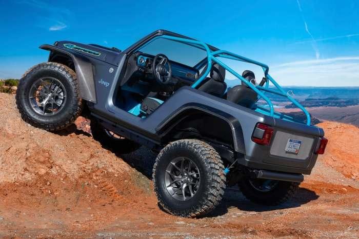 Для скоростных рекордов нужен Jeep 4Speed.