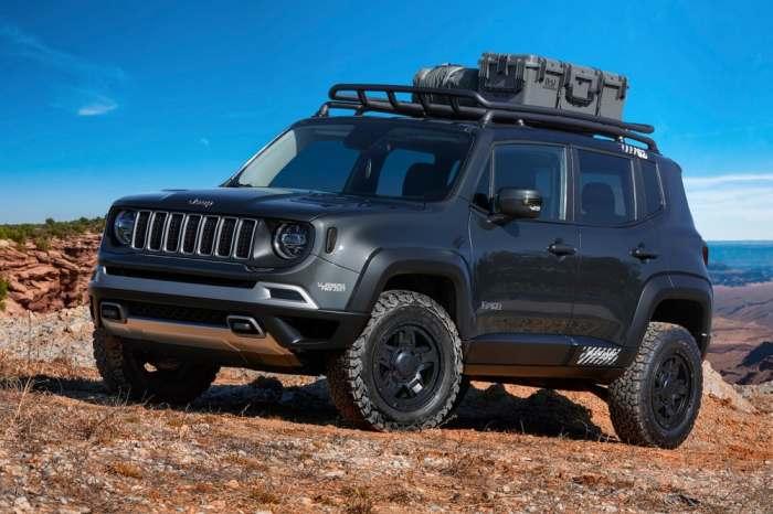 Jeep B-Ute для поездок на природу и по городу.
