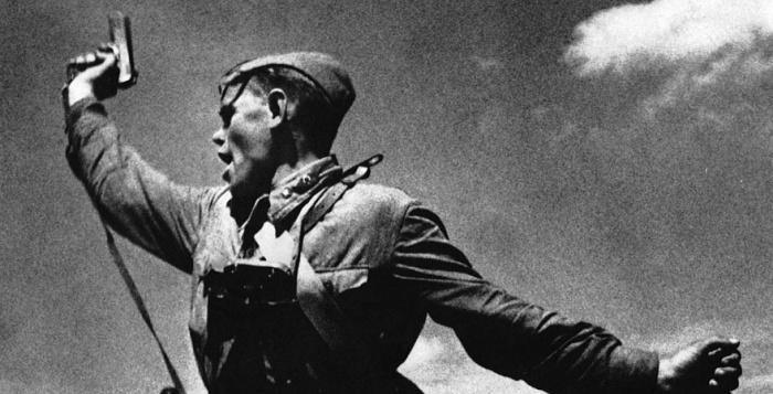 В первую очередь пистолет шел в РККА. /Фото: warhead.su.