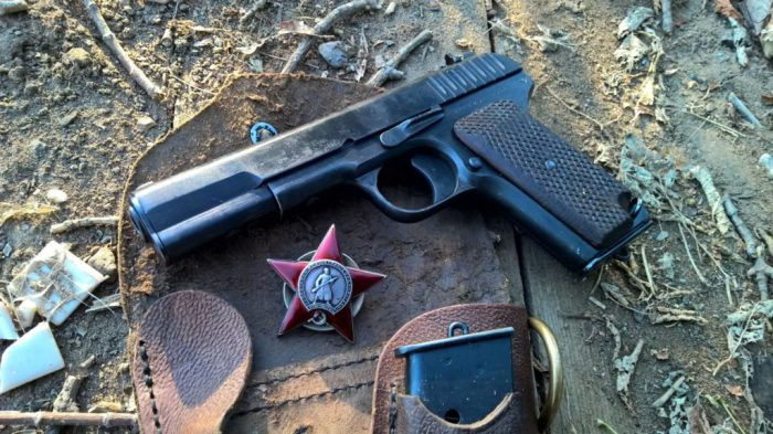 Многие пистолеты пропали во время войны. /Фото: vk.com.