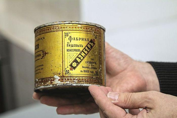 Консервы появились в стране давно. /Фото: bytorg.ru.