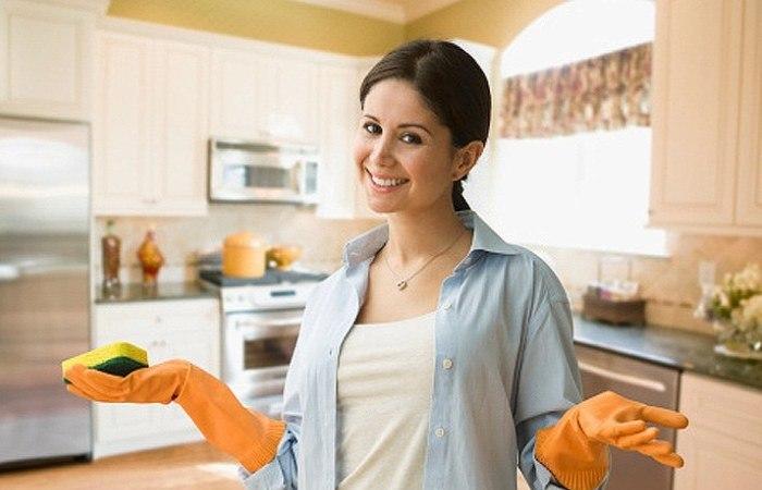 Полезные советы по поводу уборки в доме.