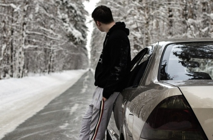 Не спеши, подожди. /Фото: drive2.ru.