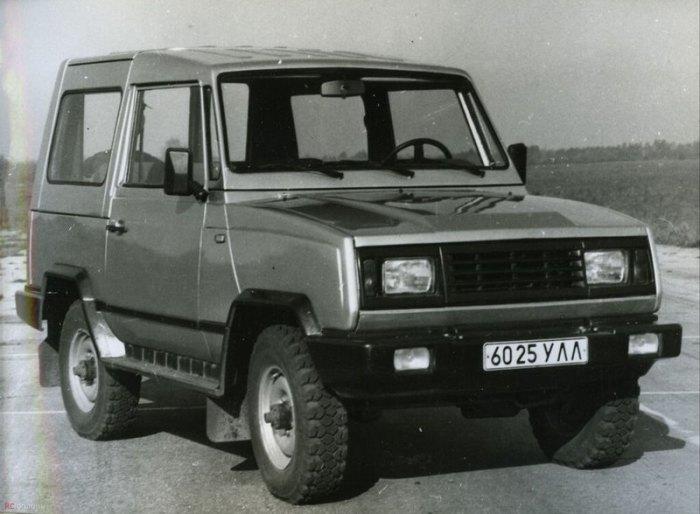 Отличный мог получиться автомобиль. /Фото: popmech.ru.