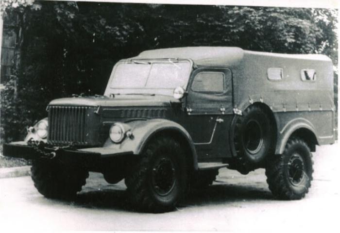 Создавался ГАЗ, как ответ на иномарку.