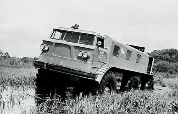 Необычные советские машины, которые могли изменить отрасль.