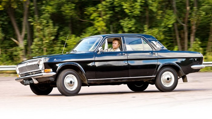 Волга 24 модели выглядит круто и сегодня.
