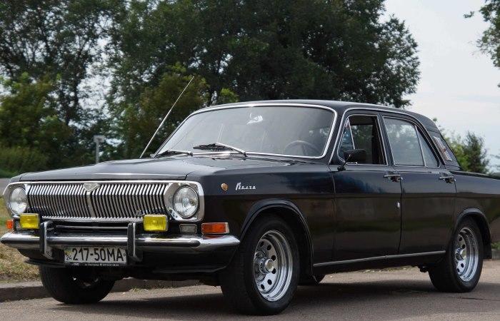 Легендарные советские авто, которые стали предметом культа.
