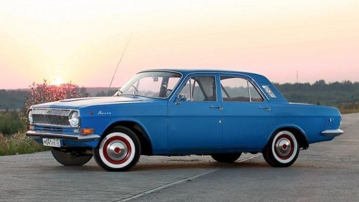 Машина из СССР.