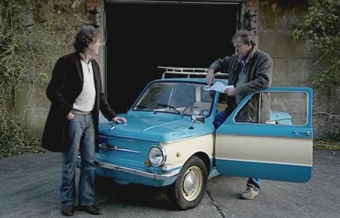 Советские машины, которые попали в Top Gear.