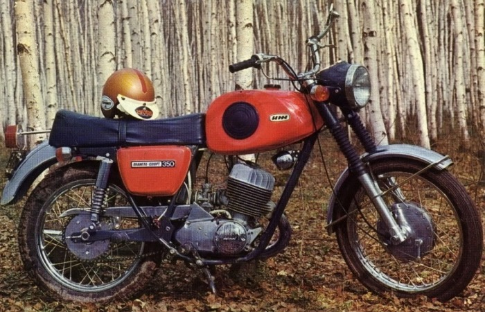 10 советских мотоциклов, о которых мечтали все мальчишки.