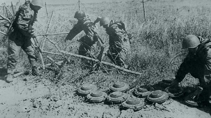 В мае 1945 года война для них не кончилась. /Фото: russian7.ru.