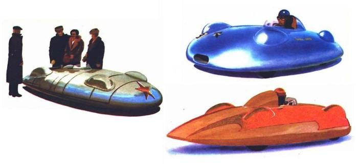 «Звезда» стала первым спортивным авто.