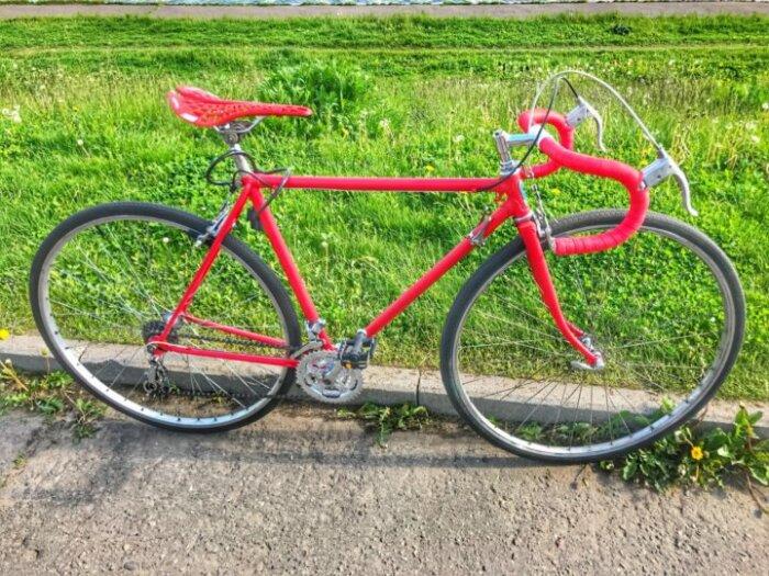 Велосипед для Олимпиады. /Фото: youla.ru.