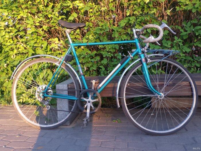 Отличный был велосипед. /Фото: velo-kursk.ru.