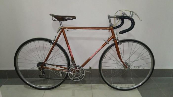 Велосипед для Олимпиады. /Фото: youtube.com.