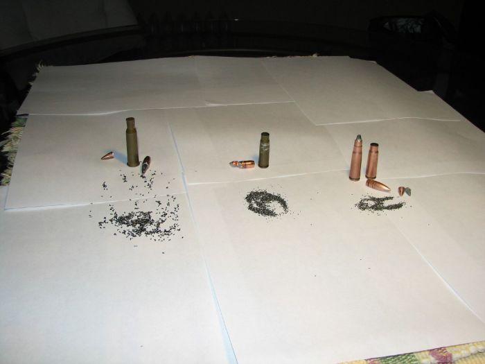 Все дело в мощности порохового заряда. /Фото: allzip.org.