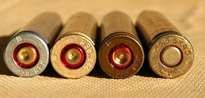 Снайперские и пулеметные патроны отличаются массой. /Фото: popgun.ru.