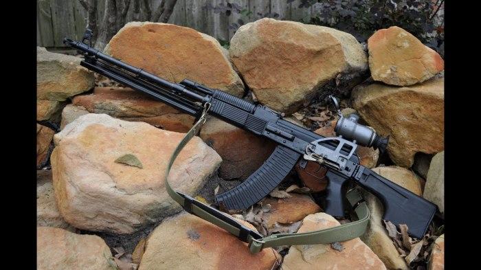 А для него подойдет и винтовочный. /Фото: w-dog.ru.