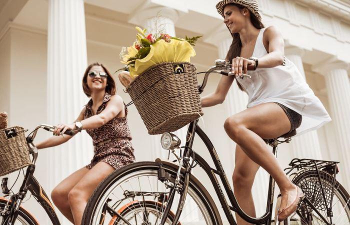 Какой велосипед взять на лето.