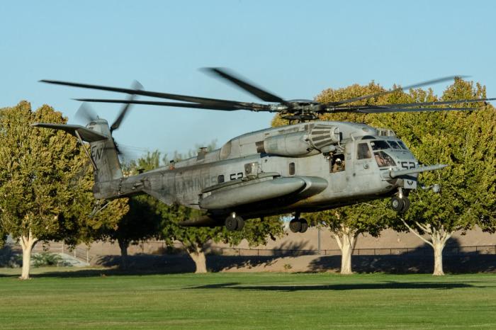 Создавался специально для Корпуса морской пехоты США. /Фото: azaerophoto.com.
