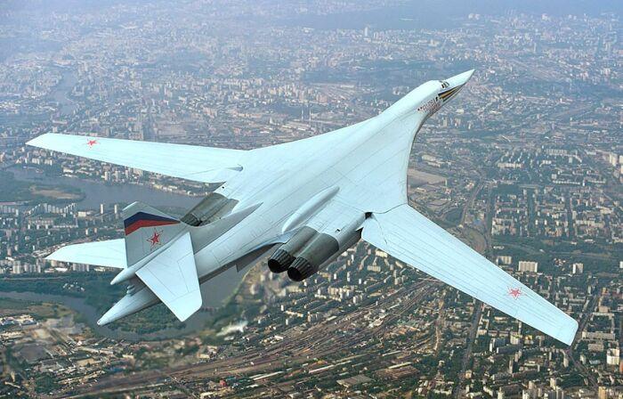 Самый тяжелый бомбардировщик. /Фото: glas.ru.
