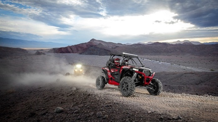 Быстрый и дерзкий Polaris RZR XP 1000 EPS.