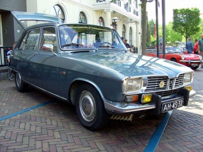 Примерно такой Renault и был.